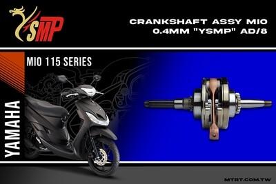 CRANKSHAFT ASSY MIO 0.4mm