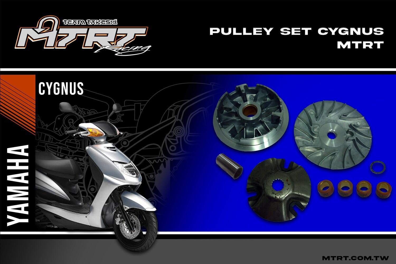 PULLEY SET CYGNUS-GTR MTRT