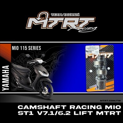 CAMSHAFT Racing MIO ST1 V7.1/6.2 lift  MTRT