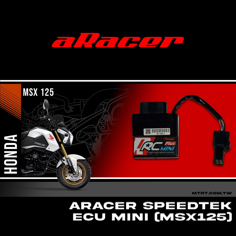 (R03-00002) ARACER speedtek ECU RC Mini  (MSX125)
