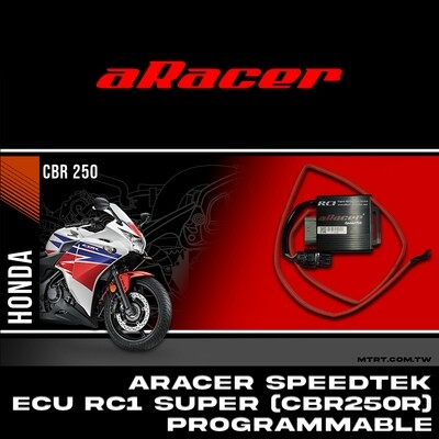 ARACER speedtek ECU RC1 SUPER (CBR250R) programmable 62517