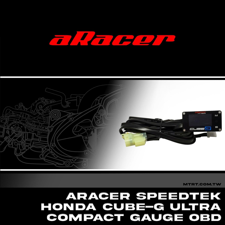 (CG-1786) ARACER Speedtek HONDA CUBE-G ULTRA Compact Gauge OBD