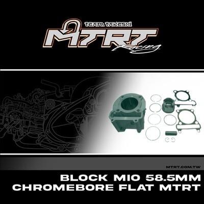 BLOCK MIO 58.5mm Chromebore flat  MTRT