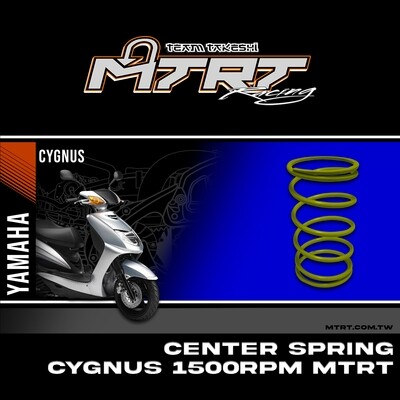 CENTER SPRING CYGNUS 1500RPM MTRT
