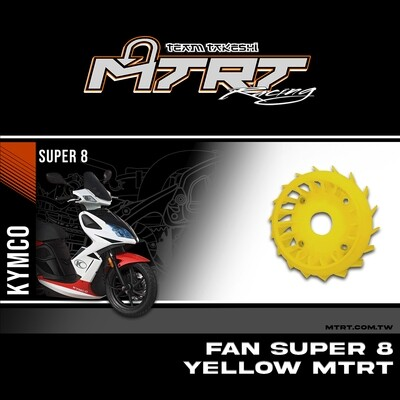 FAN  Super8gy6  Yellow  MTRT