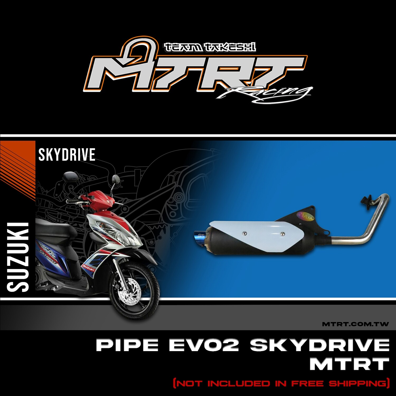 PIPE EVO2 SKYDRIVE MTRT