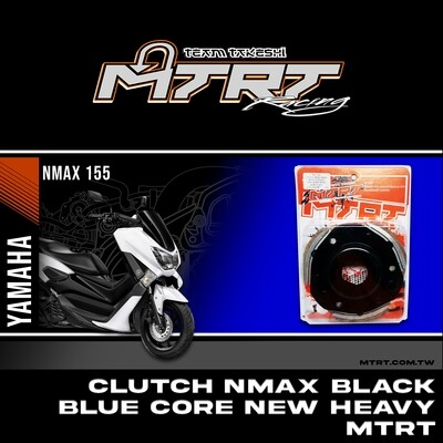 Clutch NMAX SMAX MIOI125 NEW HEAVY BLACK MTRT
