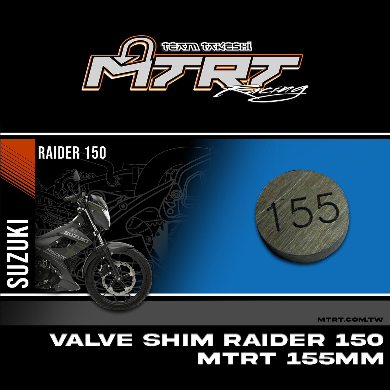 VALVE SHIM RAIDER150 CBR MTRT 155mm