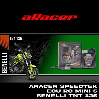 ARACER speedtek ECU RC Mini 5 Benelli TNT135