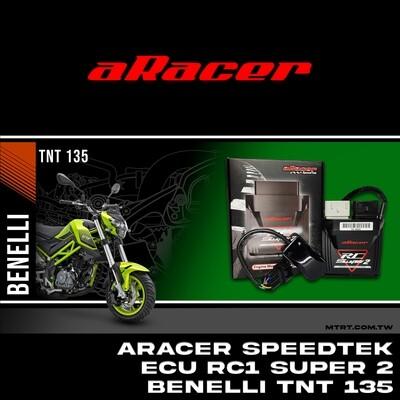 ARACER speedtek ECU RC1 SUPER2-Benelli TNT135