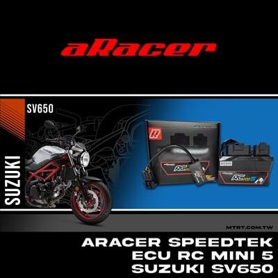 ARACER speedtek ECU RC Mini 5 SUZUKI SV650