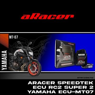 ARACER speedtek ECU RC2 SUPER2 YAMAHA ECU-MT07