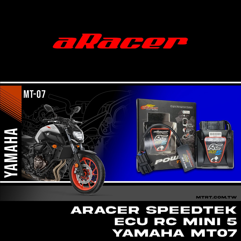 ARACER speedtek ECU RC Mini 5 YAMAHA MT07