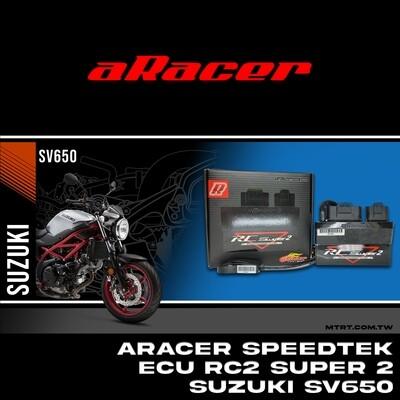 ARACER speedtek ECU RC2 SUPER2 SUZUKI SV650
