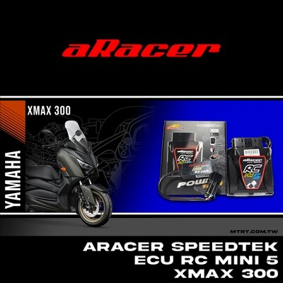 ARACER speedtek ECU RC Mini 5  XMAX300