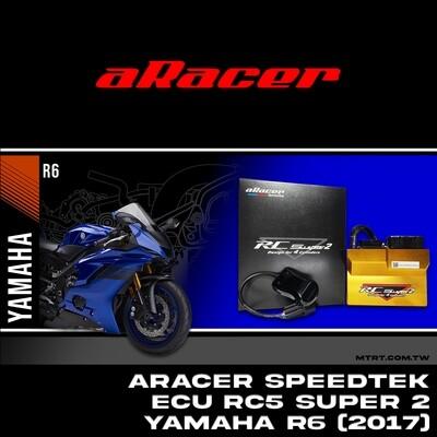 ARACER speedtek ECU RC4 SUPER2 YAMAHA R6 (2017)