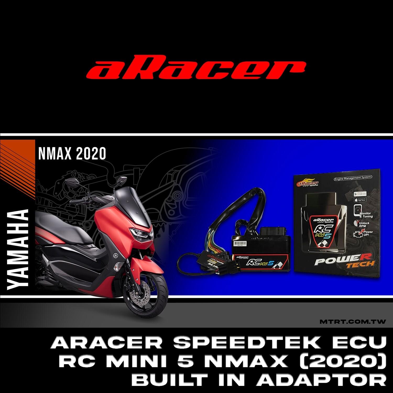 ARACER Speedtek ECU RC Mini 5 NMAX2020/AEROX Built in adaptor