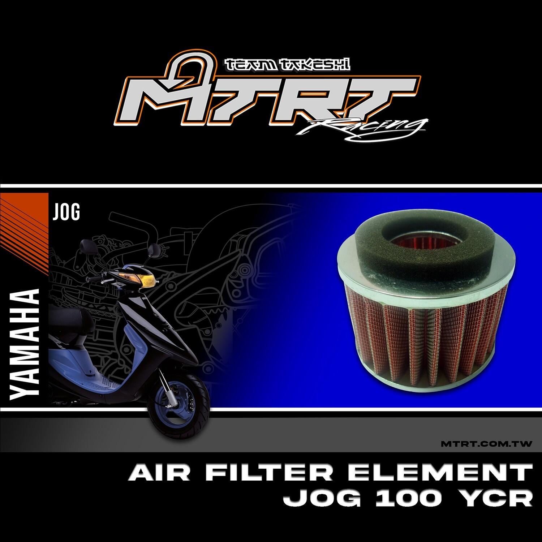 AIR FILTER ELEMENT  RS100 JOG100  SUPER4 YCR