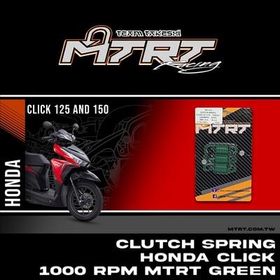 CLUTCH SPRING Honda CLICK 1000RPM MTRT GREEN