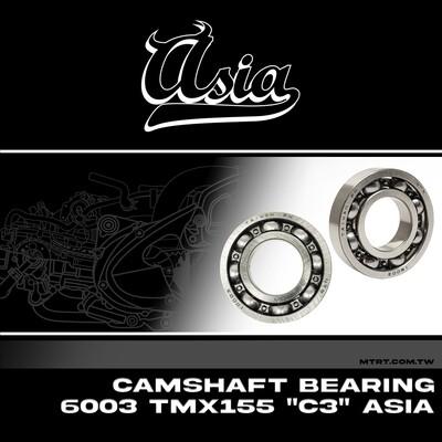 """CAMSHAFT BEARING 6003  TMX155  """"C3"""" ASIA"""