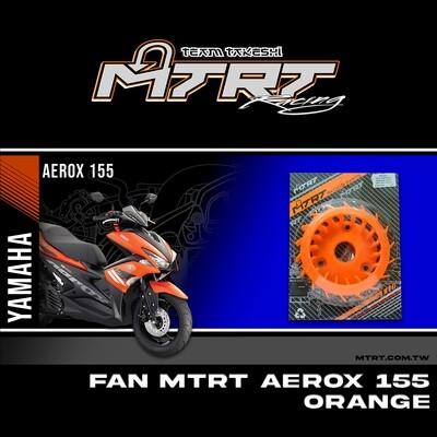 FAN AEROX155 ORANGE MTRT
