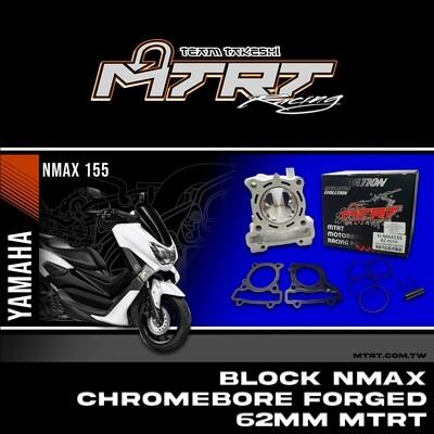 BLOCK NMAX AEROX Chromebore FORGED 62MM