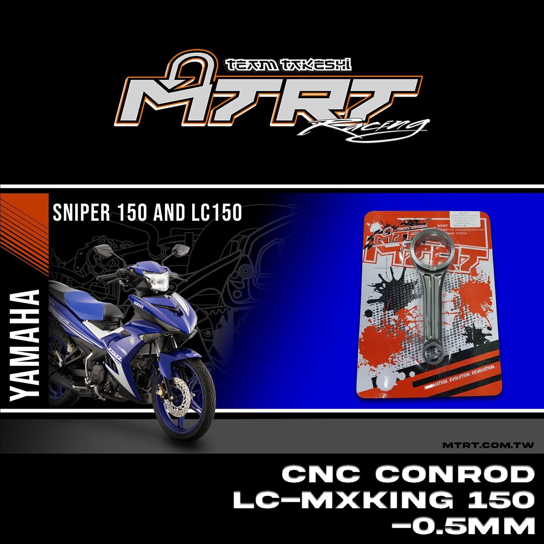 CONN ROD SNIPER150 CNC -0.5mm MTRT  35*14*99.5