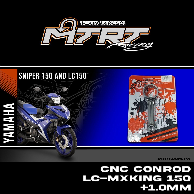 CONN ROD CNC SNIPER150 +1mm  35*14*101 MTRT