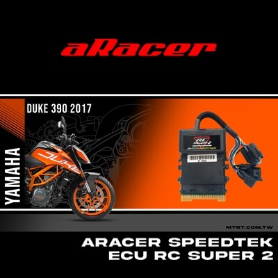 ARACER speedtek ECU RC SUPER2 (DUKE390 2017)