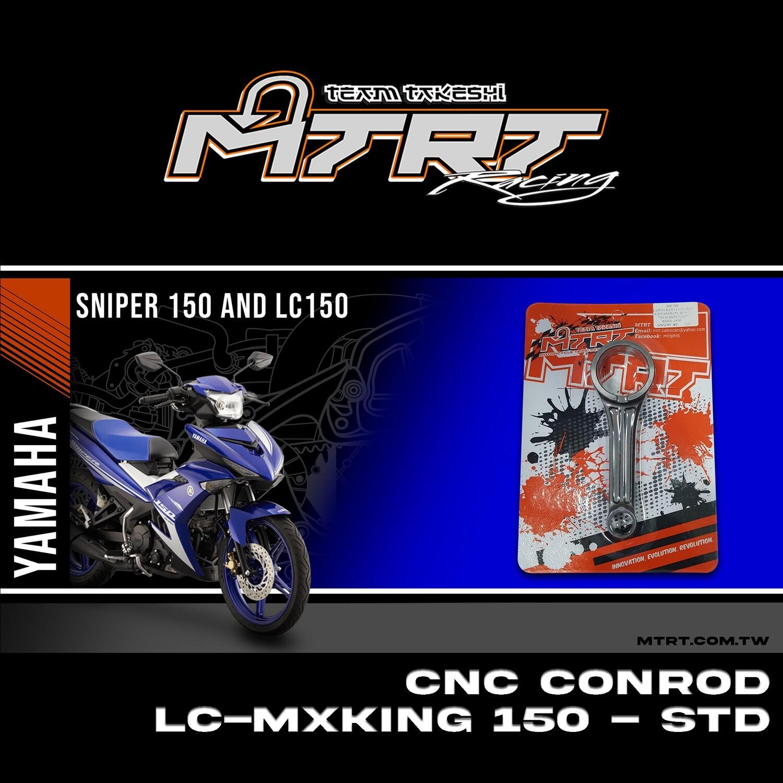 CONN ROD MXKING/SNIPER150  CNC STD. 35*14*100  MTRT