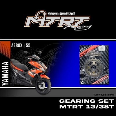 MTRT GEARING SET AEROX 13_38