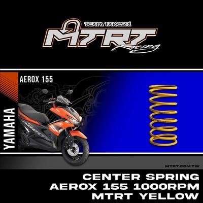 CENTER SPRING  AEROX155 1000rpm MTRT YELLOW