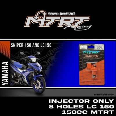 INJECTOR ONLY 8HOLES LC150 NMAX155 150CC MTRT