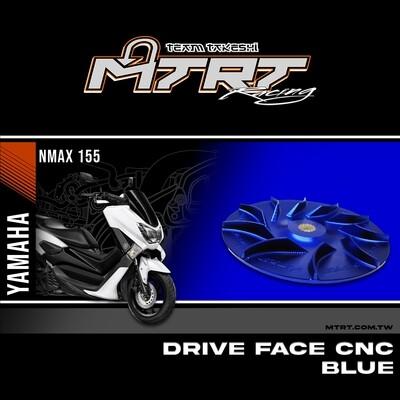DRIVE FACE CNC NMAX155 MTRT BLUE 3