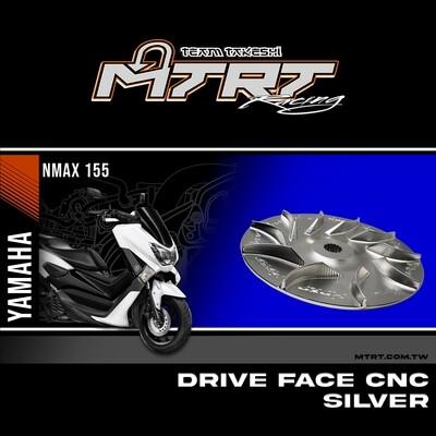 DRIVE FACE CNC NMAX155 MTRT SILVER 2