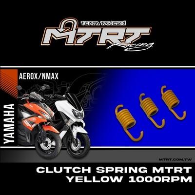 CLUTCH SPRING NMAX MIOi125 1000RPM Yellow  MTRT