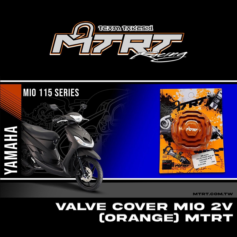 VALVE COVER 2V ORANGE