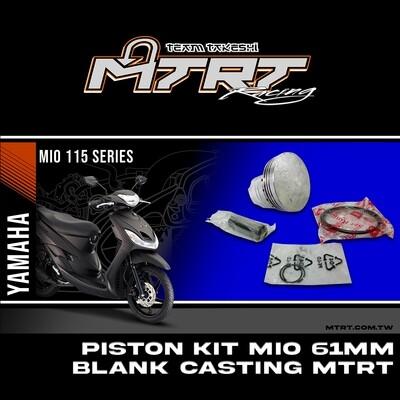 PISTON  KIT  MIO 61MM BLANK Casting MTRT P-15  PSH17.2