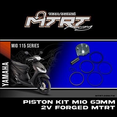 PISTON  KIT  MIO 63MM 2V Forged MTRT