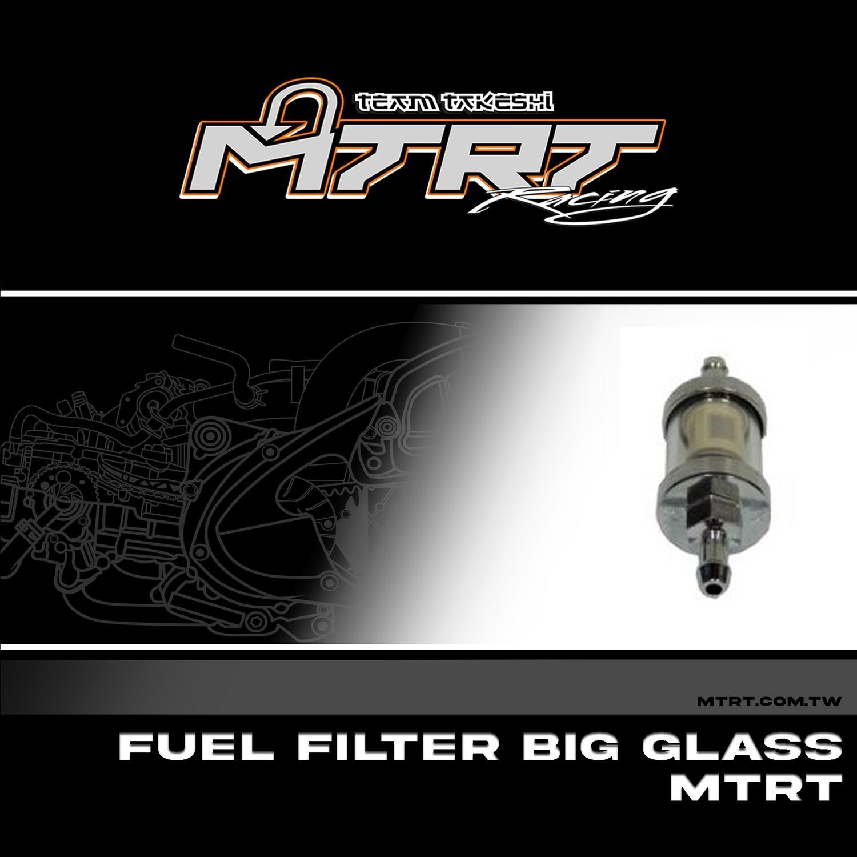 FUEL FILTER GLASS MTRT
