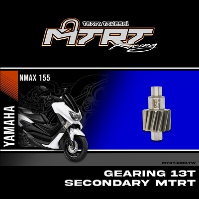GEARING 13T secondary NMAX