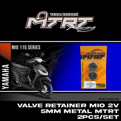 VALVE Retainer MIO 2V 5mm METAL MTRT 2pc/set