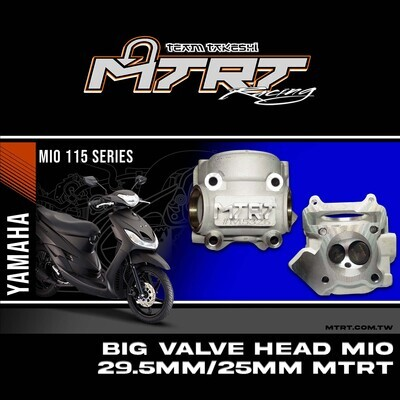 BIG VALVE HEAD MIO 29.5/25mm/