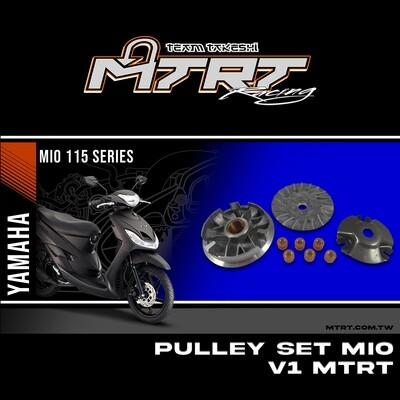 PULLEY SET MIO V1   MTRT
