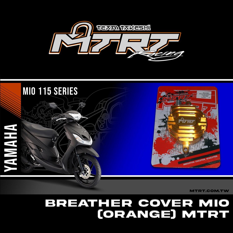 BREATHER COVER MIO (Orange)