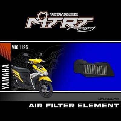 """AIR FILTER MIOi125 """"MTRT"""" Hi-flow filter"""