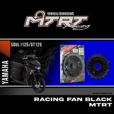 RACING FAN BLACK