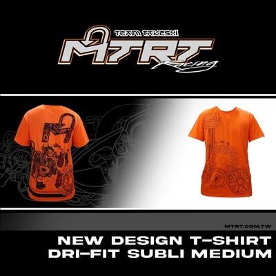 NEW DESIGN T-SHIRT DRI-FIT SUBLI MEDIUM