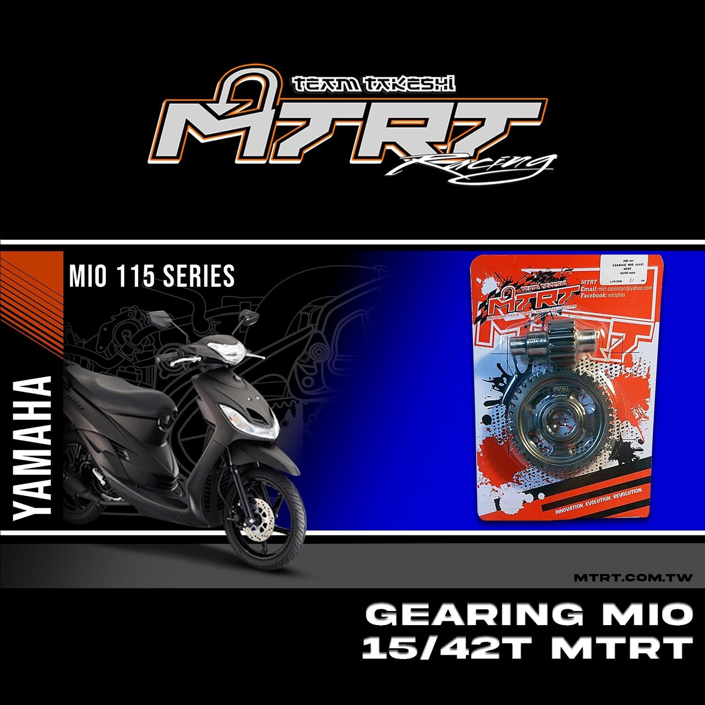 GEARING  MIO  15-42T   MTRT