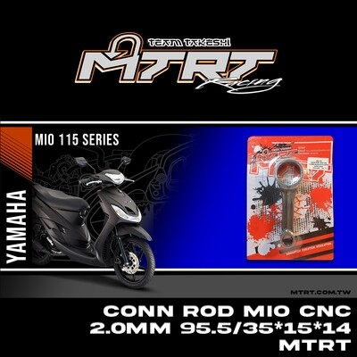 CONN ROD MIO CNC 2.0MM 95.5/35*15*14 MTRT